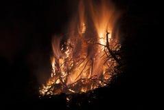 Alto Fire #5 Royalty Free Stock Photography