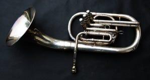 Alto Horn Stock Photo