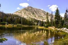 Alto lago del ` s di Uinta Immagine Stock