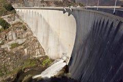 Alto Lindoso Dam Stock Image