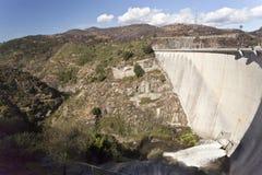 Alto Lindoso Dam Royalty Free Stock Photo