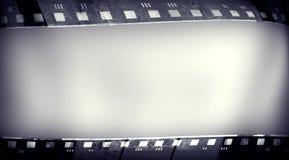 Marco de película del Grunge con el espacio para el texto o la imagen Foto de archivo