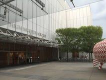 Alto museo di Art Atlanta Georgia U.S.A. Immagini Stock