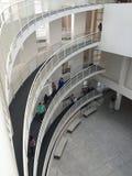 Alto museo di arte interno Fotografia Stock