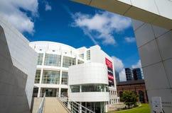 Alto museo nel Midtown Atlanta Fotografia Stock Libera da Diritti