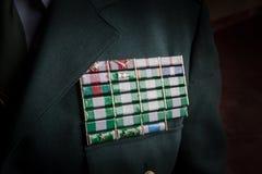 Alto oficial adornado imagen de archivo libre de regalías