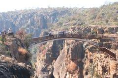 Alto paesaggio 1 della sposa del Sudafrica Immagini Stock Libere da Diritti