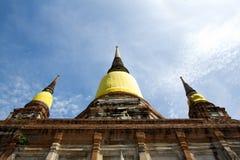 Alto pagoda Immagine Stock Libera da Diritti