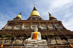 Alto pagoda Immagine Stock