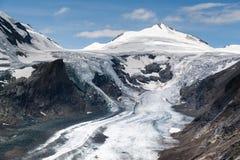 Alto parco nazionale di Tauern. Immagine Stock