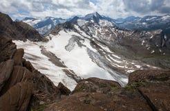 Alto parco nazionale di Tauern. Fotografie Stock