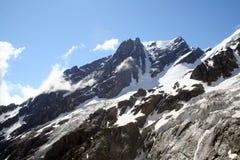 Alto pico Imagenes de archivo