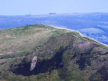 Alto pico Foto de archivo libre de regalías