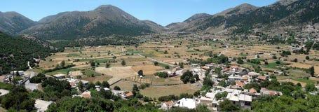 Alto plateau Immagini Stock