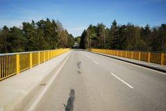 Alto puente Fotografía de archivo libre de regalías