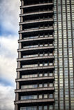 Alto punto di riferimento della torre di affari Immagine Stock Libera da Diritti