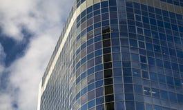 Alto punto di riferimento della torre di affari Immagini Stock Libere da Diritti