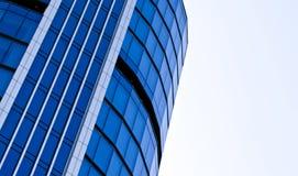 Alto punto di riferimento della torre di affari Immagine Stock