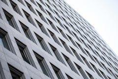 Alto punto di riferimento della torre di affari Fotografie Stock