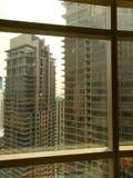 Alto-risebuildings em Kuala Lumpur foto de stock royalty free