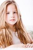 Alto ritratto chiave di un bambino fotografia stock libera da diritti