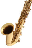 Alto saxophone Royalty Free Stock Photos