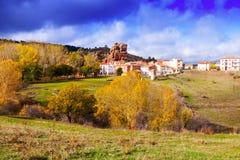 Alto Tajo in autumn Stock Photos