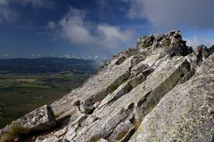 Alto Tatras Imagenes de archivo