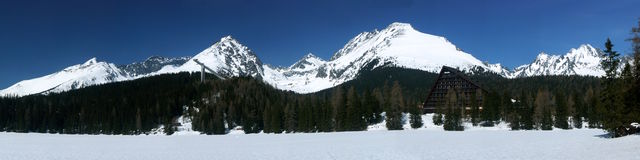 Alto Tatras fotos de archivo