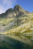 Alto Tatras en Eslovaquia Foto de archivo libre de regalías