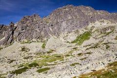 Alto Tatras, Eslovaquia Foto de archivo