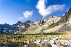 Alto Tatras, Slovacchia Fotografia Stock