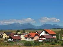 Alto Tatras, Slovacchia Fotografia Stock Libera da Diritti