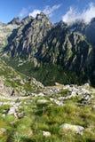 Alto Tatras VI Imagen de archivo
