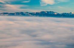 Alto Tatry Foto de archivo libre de regalías
