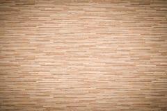 Alto textura de madera de la calidad usada como fondo - lineas horizontales Foto de archivo libre de regalías