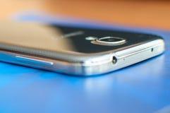 Alto vicino del telefono cellulare, smartphone fotografia stock libera da diritti