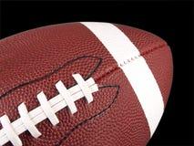 Alto vicino di football americano Immagini Stock Libere da Diritti