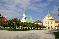 Altoetting Gnadenkapelle  Stock Photos