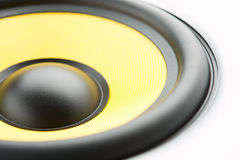 Altofalante audio imagens de stock royalty free