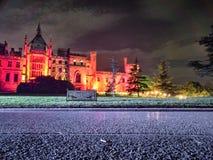 Alton耸立城堡 免版税库存照片