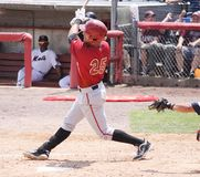 Altoona Curve batter Andrew Lambo Stock Images