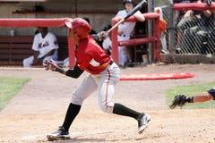 Altoona Curve batter Andy Vasquez Stock Images