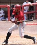 Altoona Curve batter Andy Vasquez Royalty Free Stock Image