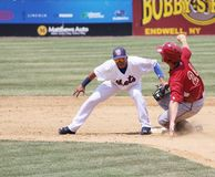 Altoona Curve batter Jarek Cunningham Royalty Free Stock Images