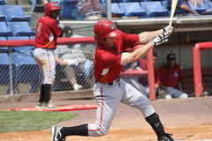 Altoona Curve batter Jarek Cunningham Stock Photography
