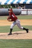 Altoona Curve pitcher Jhonathan Ramos Royalty Free Stock Photography