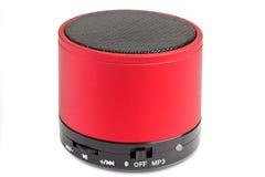 Altoparlante di Bluetooth Fotografia Stock Libera da Diritti