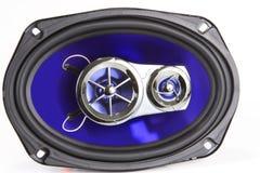 Altoparlante stereo Fotografia Stock