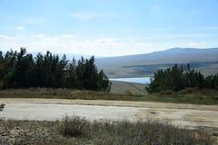 Altopiani armeni Mountain View alcuni Fotografia Stock Libera da Diritti